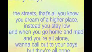 Don't Give Up - Auburn Lyrics