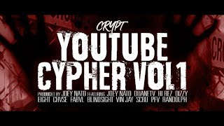 Crypt - YouTube Cypher ft. Randolph, Vin Jay, Hi Rez, CHVSE, FabvL, Scru, & more