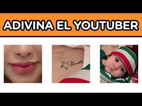 ADIVINA EL YOUTUBER CON 3 IMÁGENES (EL RETO MAS DIVERTIDO DEL AÑO)   YOU OCIO