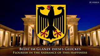 National Anthem of Germany (DE/EN lyrics) - Deutsche Nationalhymne