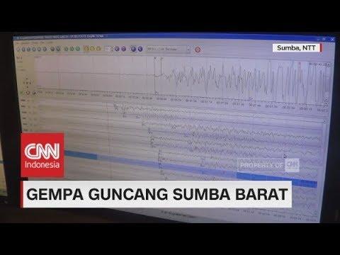 Kata BMKG Soal Gempa yang Mengguncang Sumba Barat