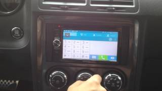 2012 Dodge Challenger Installed a Kenwood DDX5901HD Interfaced with iDatalink Maestro