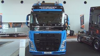 Volvo FH 540 I-Shift Dual Clutch 4x2 SZM Performance Edition Tractor (2018) Exterior and Interior | Kholo.pk