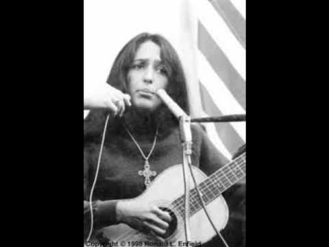 Where Have All the Flowers Gone (Song) by Joan Baez