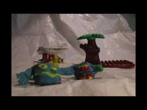 Die Würmer bei den Kindern des Schulalters