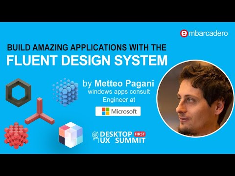 Modernize Your Applications With The Fluent Design System