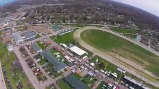 preview picture of video 'Louie Run 2014 Aerial Drone'