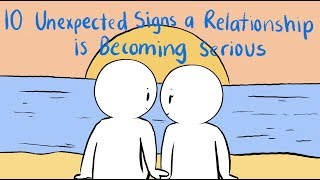 10 Signs a Relationship is Becoming Serious