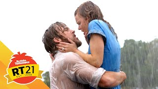 The Kiss in the Rain from 'The Notebook' | Rotten Tomatoes' 21 Most Memorable Moments