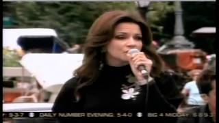 Martina McBride Anyway Live HD Early Show