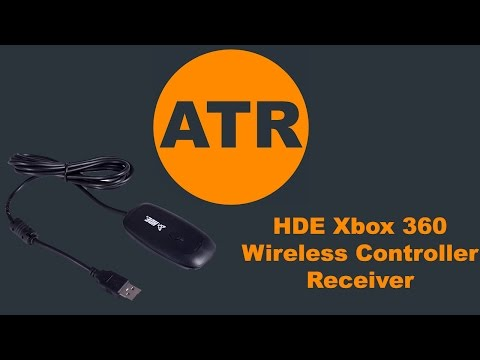 HDE Xbox 360 USB Wireless Controller Adapter - Affordable Tech Reviews
