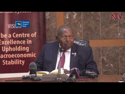 Mutebile blames Oil prices for the rise in prices
