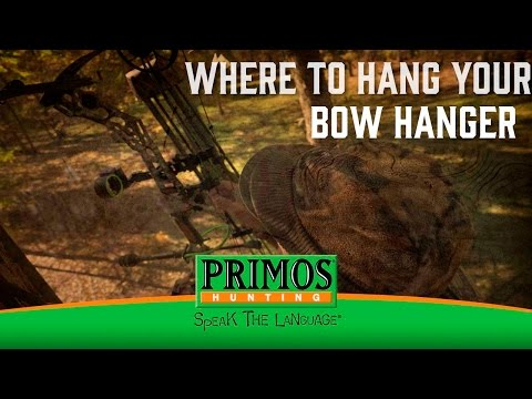 Where to Hang your Bow Hanger video thumbnail