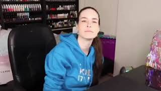 """Simplynailogical saying """"BEYN"""" for a minute straight"""