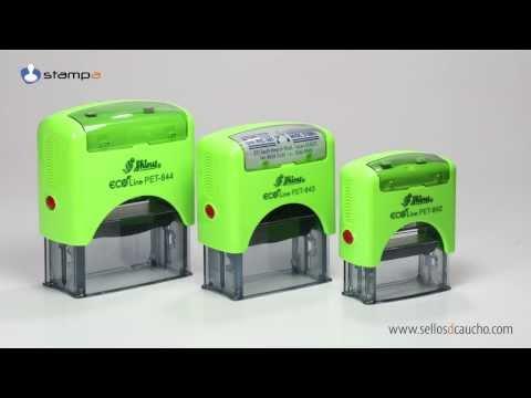 sellos automáticos ecológicos