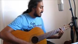 Porale Unplugged: Gurus Of Peace (ARRahman) Raga Indian Singing Rhythm Guitar Chords