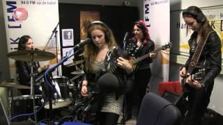 Ladies Decision bij HK Friday Night op Harderwijk FM