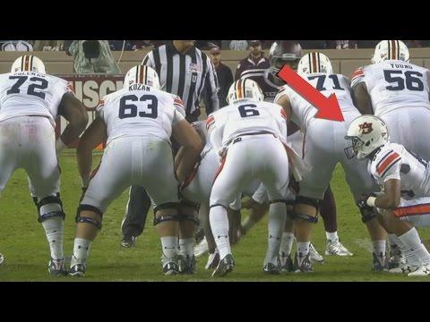 Jesse Palmer Predicts Auburn Trick Play | CampusInsiders