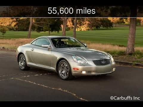 Video of 2004 Lexus SC400 - $14,950.00 - Q5AJ