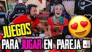 JUEGOS PARA JUGAR EN PAREJA - Juegos Cooperativos