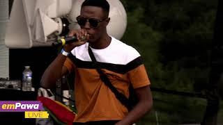 EmPawa Live J.Derobie (Ghana) At Ghana Party In The Park