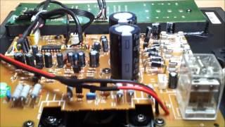 Reparatur der Betriebsanzeige LED meines Teufel Subwoofers