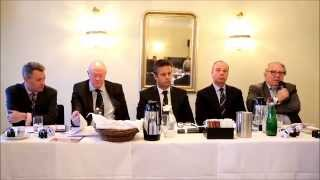 Cybersecurity Roundtable in the New Global Context WEF15 part1