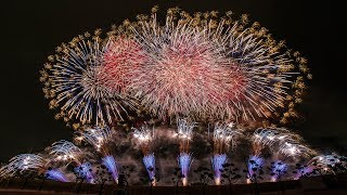 [4K]いせさき花火大会2018フィナーレ~天昇覚醒~IsesakiFireworksFestival2018shotonSamsungNX1