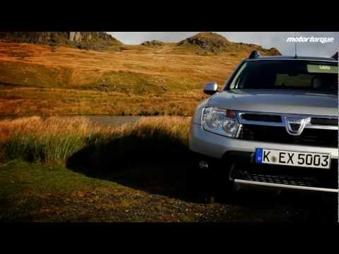 SUV buying guide 2013 - Dacia Duster, Range Rover Evoque, Nissan Qashqai