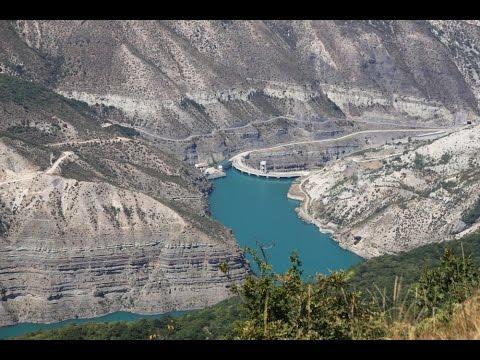 Дагестан, Сулакский каньон / Sulak canyon in Dagestan, Travel to the North Caucasus