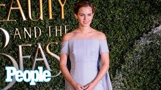 Emma Watson Responds To Overwhelming Response To 'Beauty & The Beast' Revival | People NOW | People