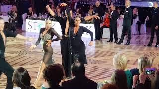 Ostin Joson & Nino Dzneladze Rumba Final Kremlin Cup Amateur Latin
