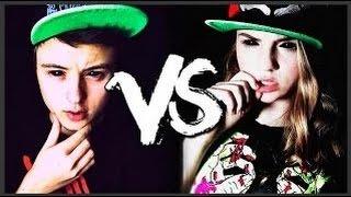 ИВАНГАЙ vs МАРЬЯНА! (EeOneGuy vs Maryana Ro) Кто популярнее?
