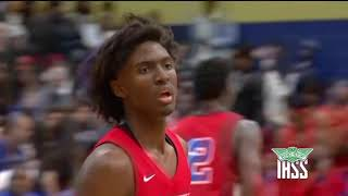 South Garland vs Little Elm - 2018 Basketball Highlights
