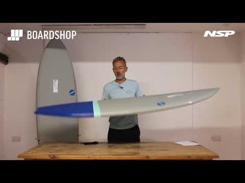 NSP Elements Fish Surfboard Review