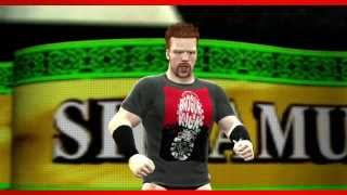 wwe-2k14-entrances-a-finishers-videos-sheamus-a-sgt-slaughter