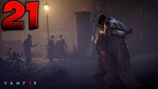 Vampyr. Прохождение. Часть  21 (Жители порта)