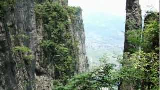 Video : China : A visit to the beautiful EnShi Grand Canyon 恩施大峡谷景区