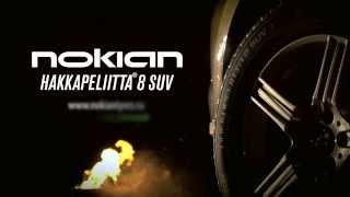 Nokian Hakkapeliitta 8 SUV рекламный ролик
