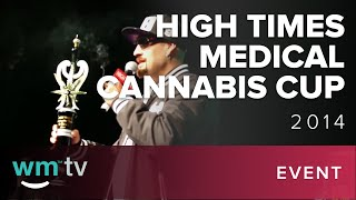 2014 High Times Medical Cannabis Cup in San Bernardino