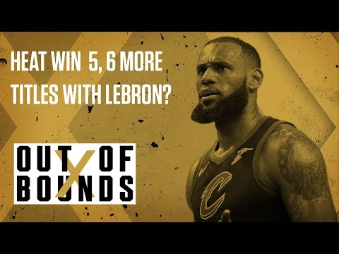 Pat Riley Says Heat Win 5, 6 More Titles With LeBron | Out of Bounds
