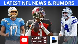 NFL Rumors, Dak Prescott, 2020 NFL Combine, Philip Rivers, Mike McCarthy, Derrick Henry, CBA Rules