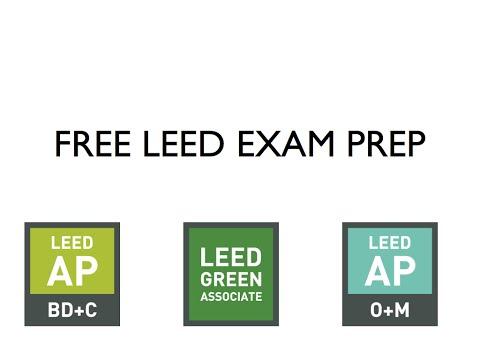 FREE LEED EXAM PREP - YouTube