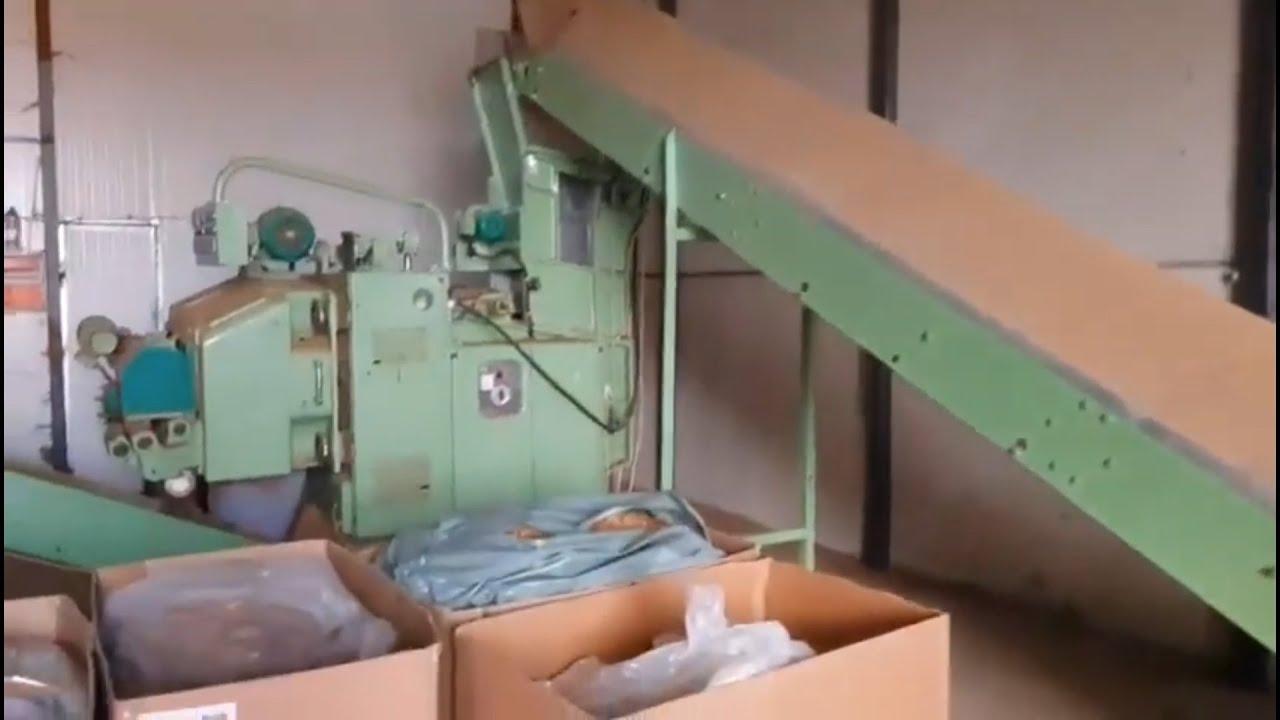 Παράνομο εργοστάσιο επεξεργασίας καπνού και παρασκευής – συσκευασίας τσιγάρων