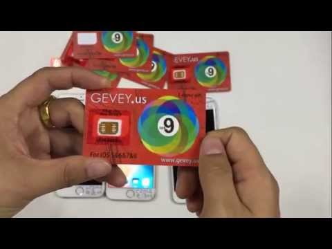 Download New GEVEY E-PAPER  IPhone 6S,6SP,6,6P,5C,5S,5,4S IOS 9.X Unlocking & Activation Works With All SIM HD Mp4 3GP Video and MP3