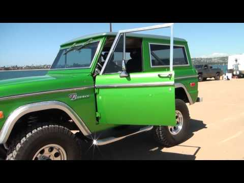 Video of '74 Bronco - JHJ3