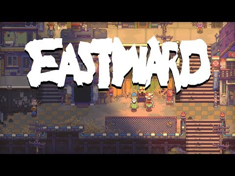 Eastward - Announcement Trailer thumbnail