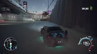Need for Speed Payback Bug - Under the map
