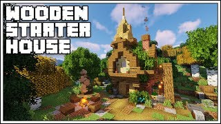 Video Search Result for minecraft wooden house