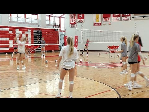 Benilde-St. Margaret's Volleyball Showing Improvement